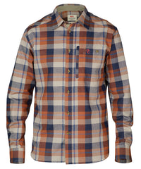 Fjallraven Men's Fjallglim Shirt in Autumn Leaf