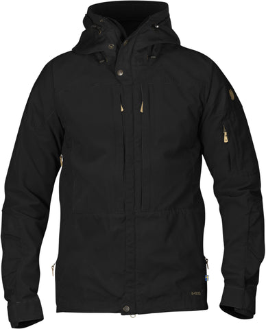 Fjallraven Men's Keb Jacket in Black