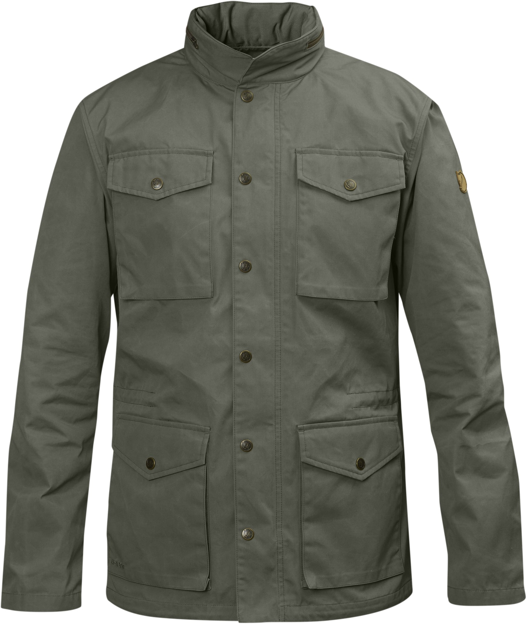 Fjallraven Men's Raven Jacket in Mountain Grey