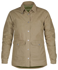 Fjallraven Men's Down Shirt Jacket No. 1 in Sand