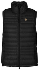 Fjallraven Women's Pak Down Vest in Black