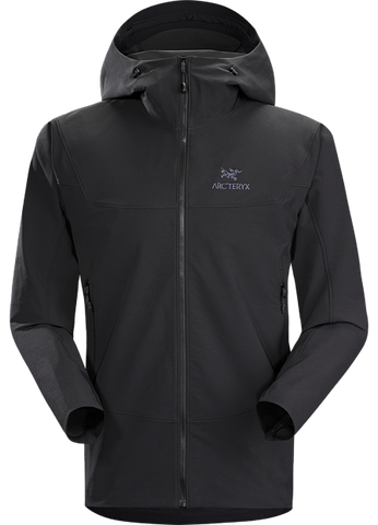 Arc'teryx Men's Gamma LT Hoody in Black
