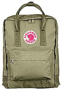 Fjallraven Kanken Classic Daypack in Putty