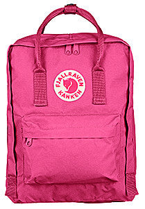 Fjallraven Kanken Classic Daypack in Peach Pink
