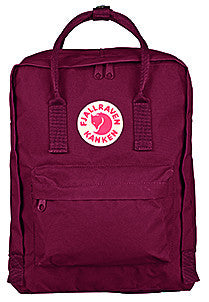 Fjallraven Kanken Classic Daypack in Ox Red