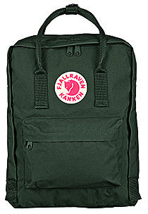 Fjallraven Kanken Classic Daypack in Forest Green