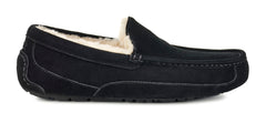 UGG Australia Men's Ascot in Black Suede