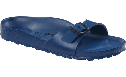 Birkenstock Women's Madrid Navy Eva Scandals