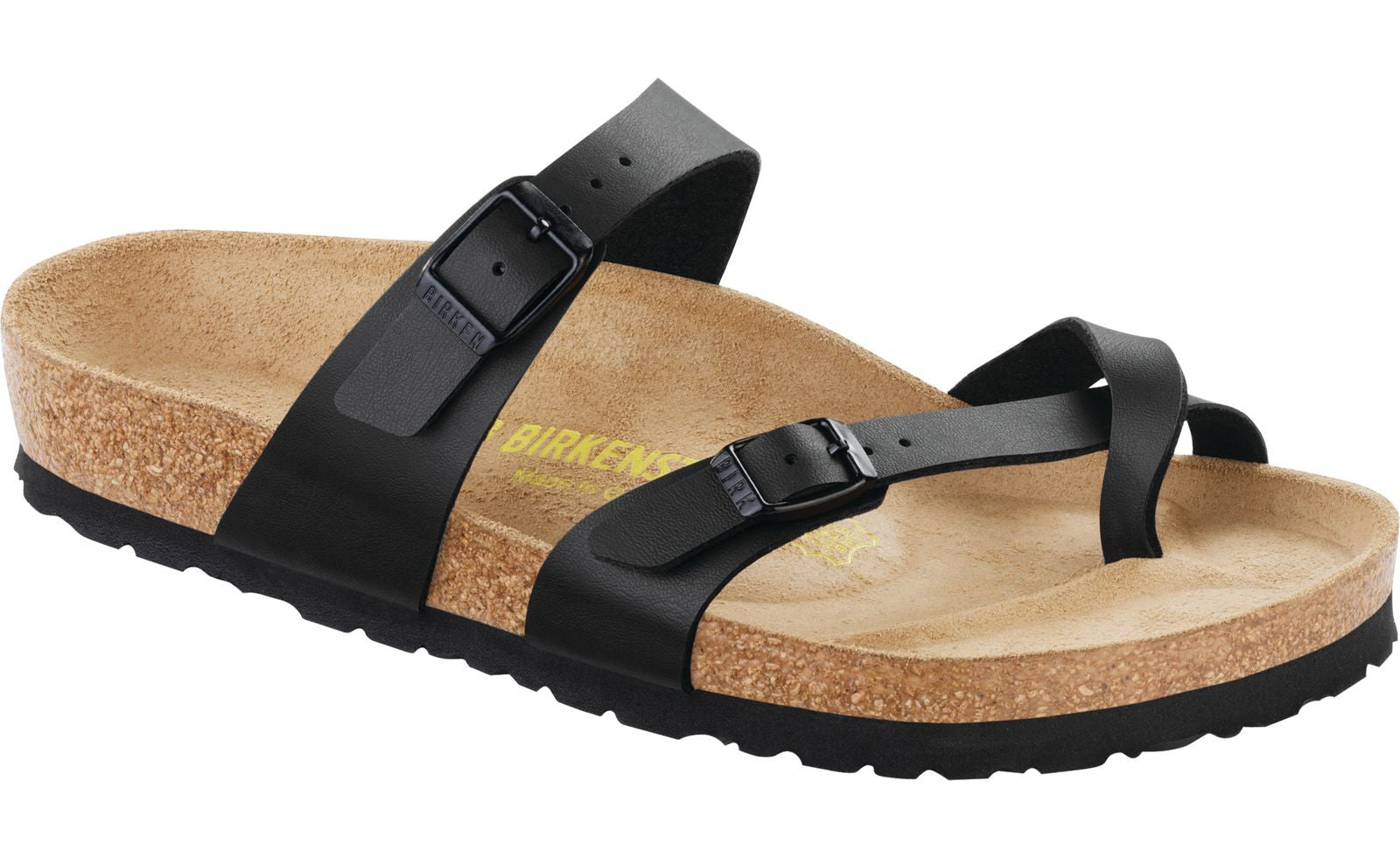 Birkenstock Women's Maryari Birko-Flor in Black