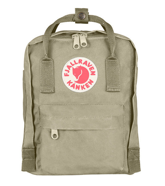 Fjallraven Kanken Mini Daypack in Putty