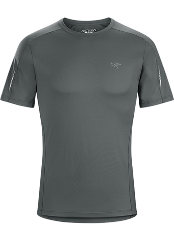 Arc'teryx Men's Motus Crew Neck Shirt SS in Janus