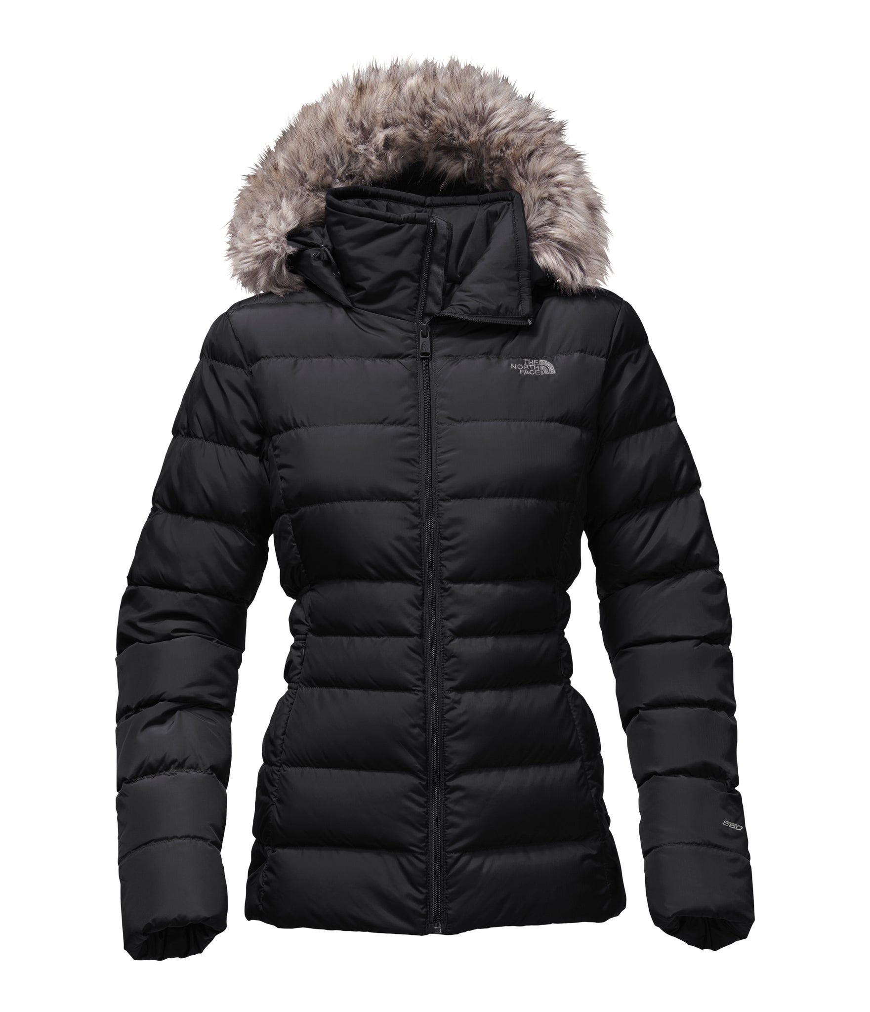 11107efd9 The North Face Women's Gotham Jacket II in TNF Black
