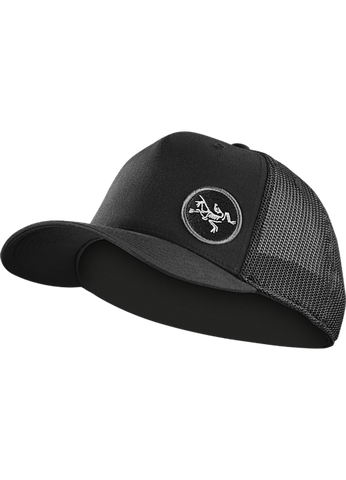Arc'teryx Patch Trucket Hat in Black