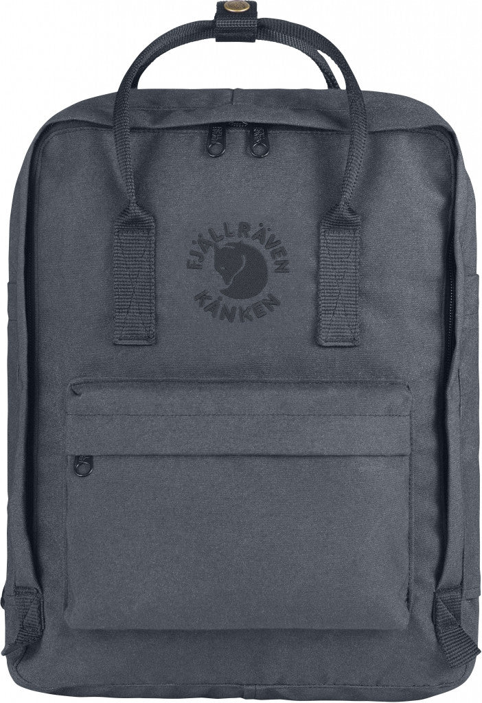 Fjallraven Re-Kanken Backpack in Slate