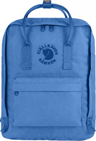 Fjallraven Re-Kanken Backpack in UN Blue