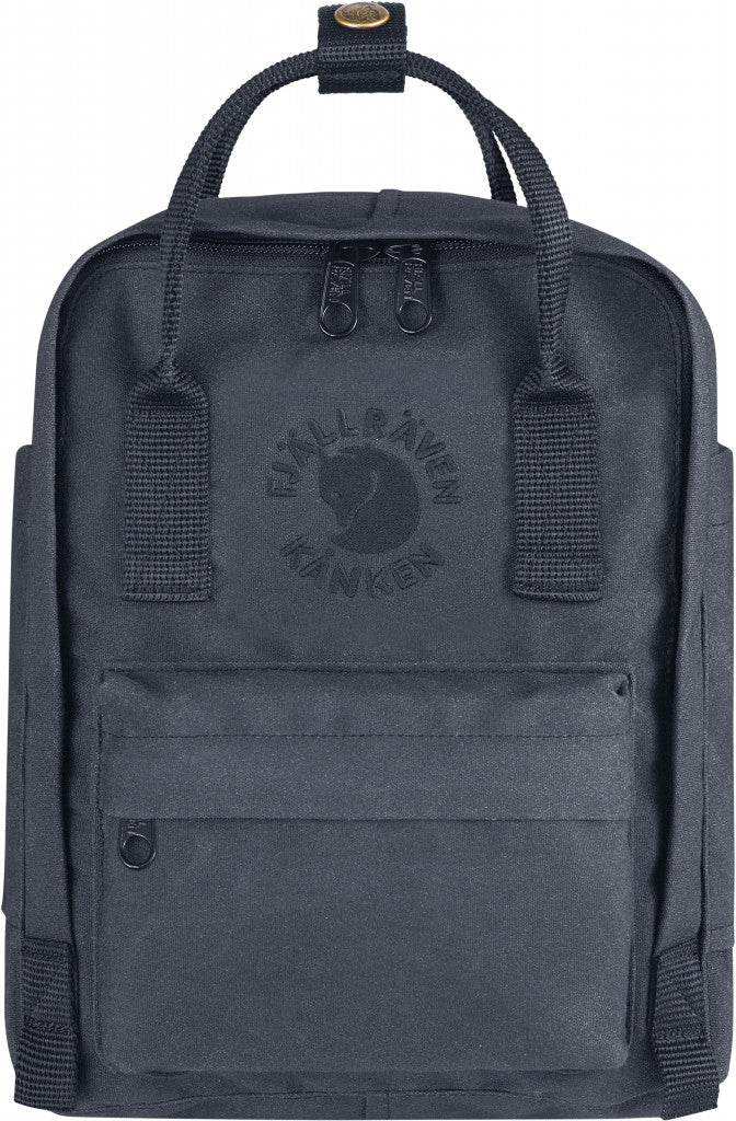 Fjallraven Re-Kanken Mini Backpack in Slate