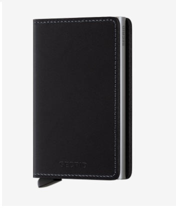 Secrid Slimwallet in Original Black