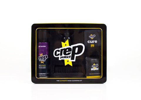 Crep Ultimate Pack Shoe Cleaning Kit