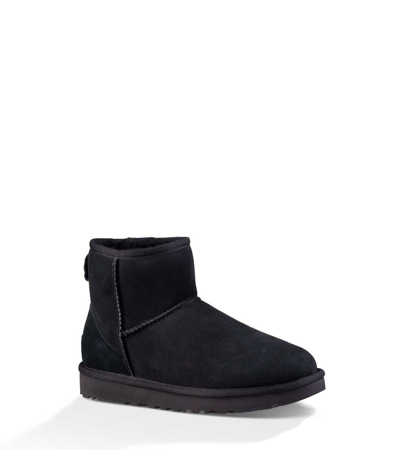 UGG Women's Classic Mini II in Black