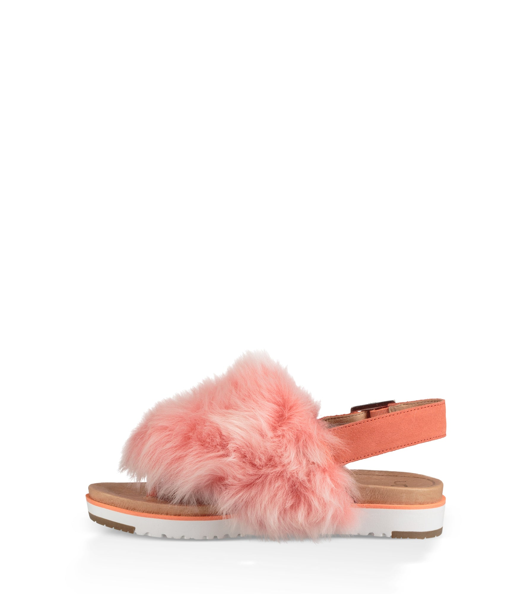 859ce354602 UGG Women's Holly Sandal in Fusion Coral – Welcome to Footprint27.com
