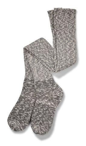 UGG Australia Women's Slouchy Slub Thigh High Sock in Nightfall