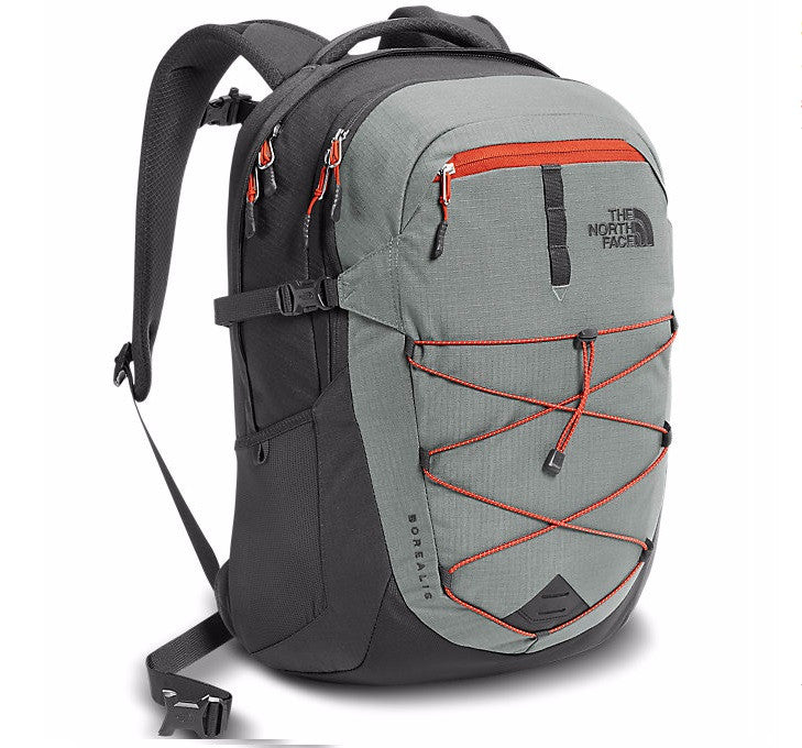 903047e0c The North Face Men's Borealis Backpack in Sedona Sage Grey/Asphalt Grey