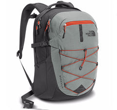 The North Face Men's Borealis Backpack in Sedona Sage Grey/Asphalt Grey