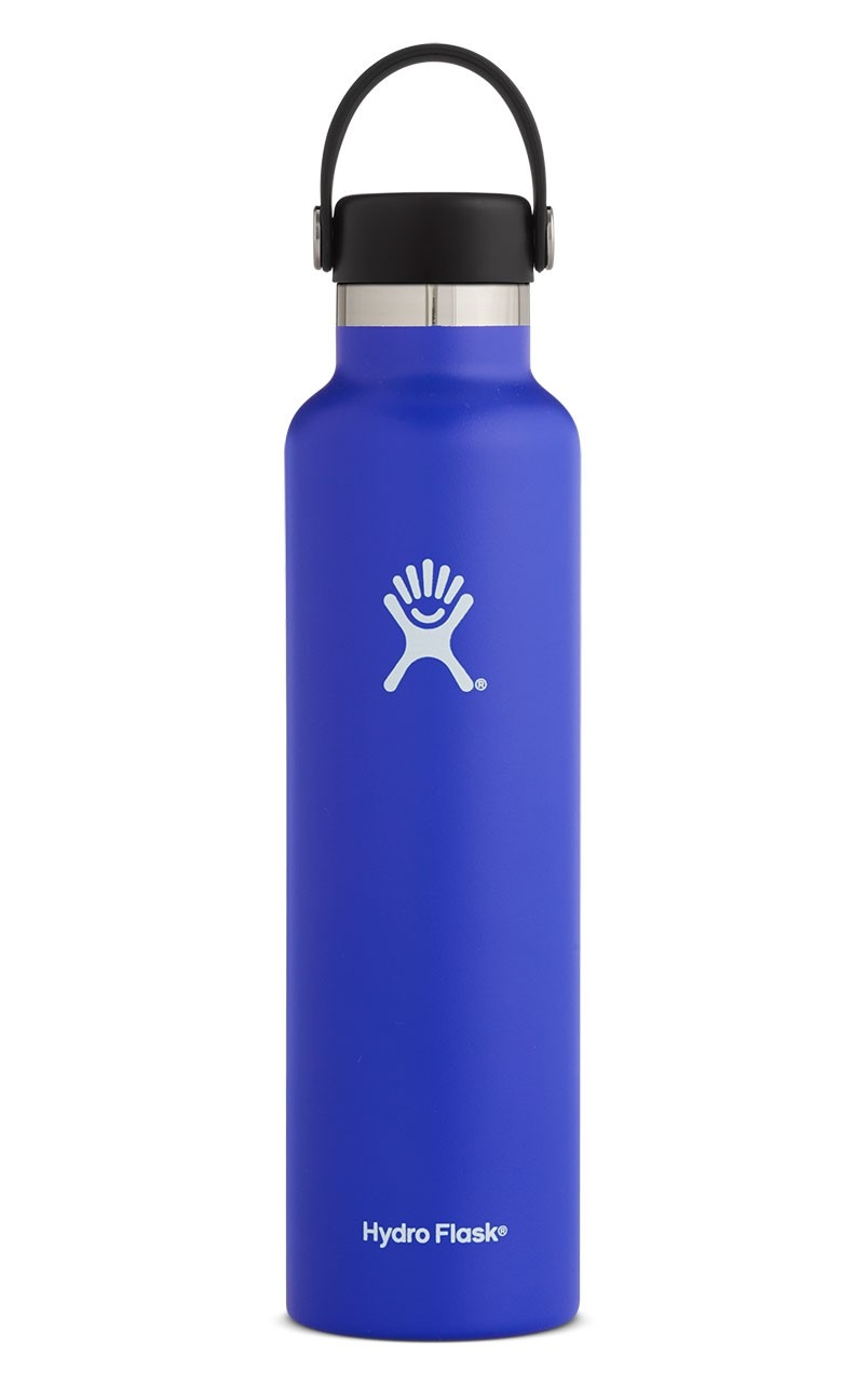 Hydro Flask 24 oz Standard Mouth in Blueberry