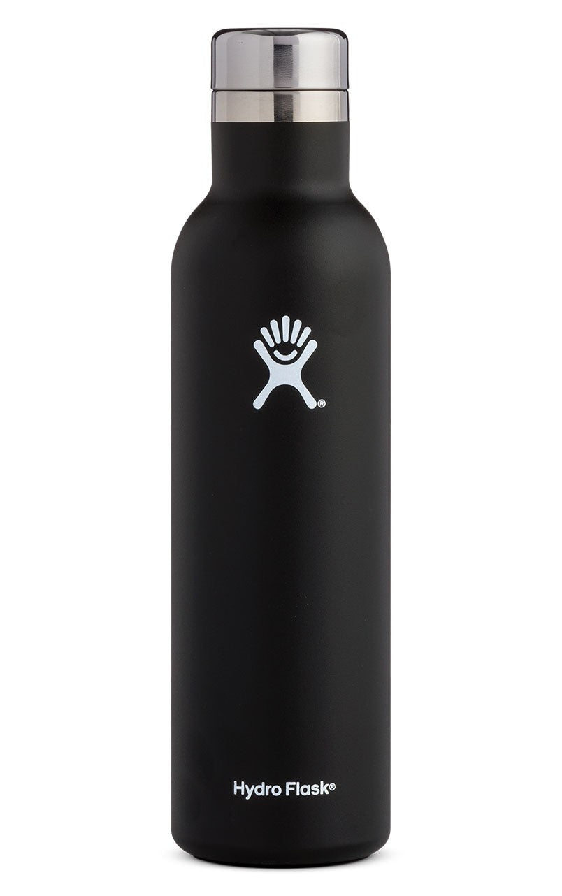 Hydro Flask 25 oz Wine Tumbler in Black