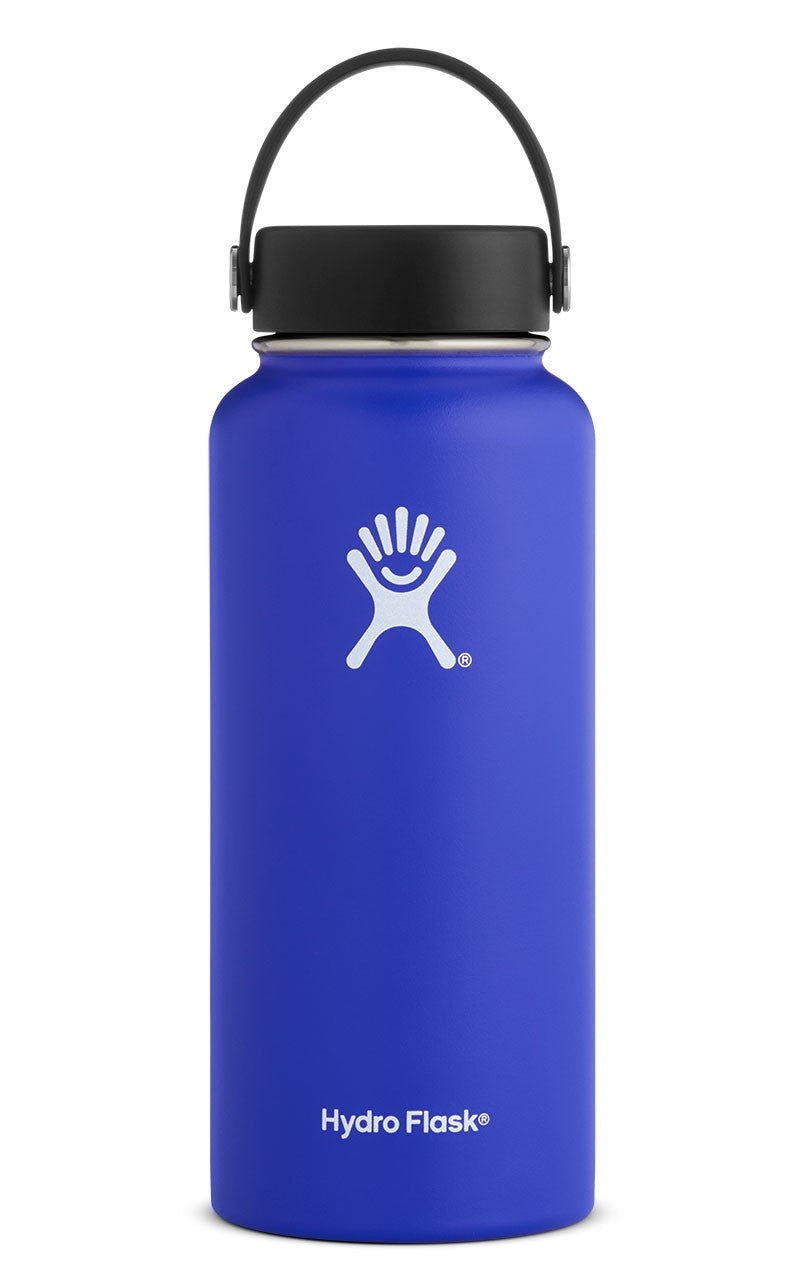Hydro Flask 32 oz Wide Mouth in Blueberry