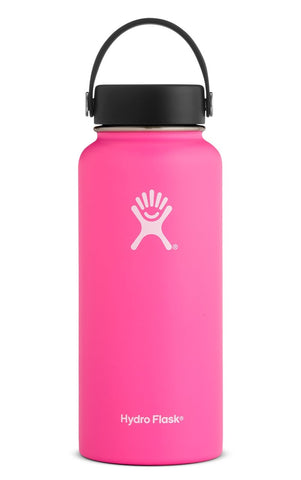 Hydro Flask 32 oz Wide Mouth in Flamingo