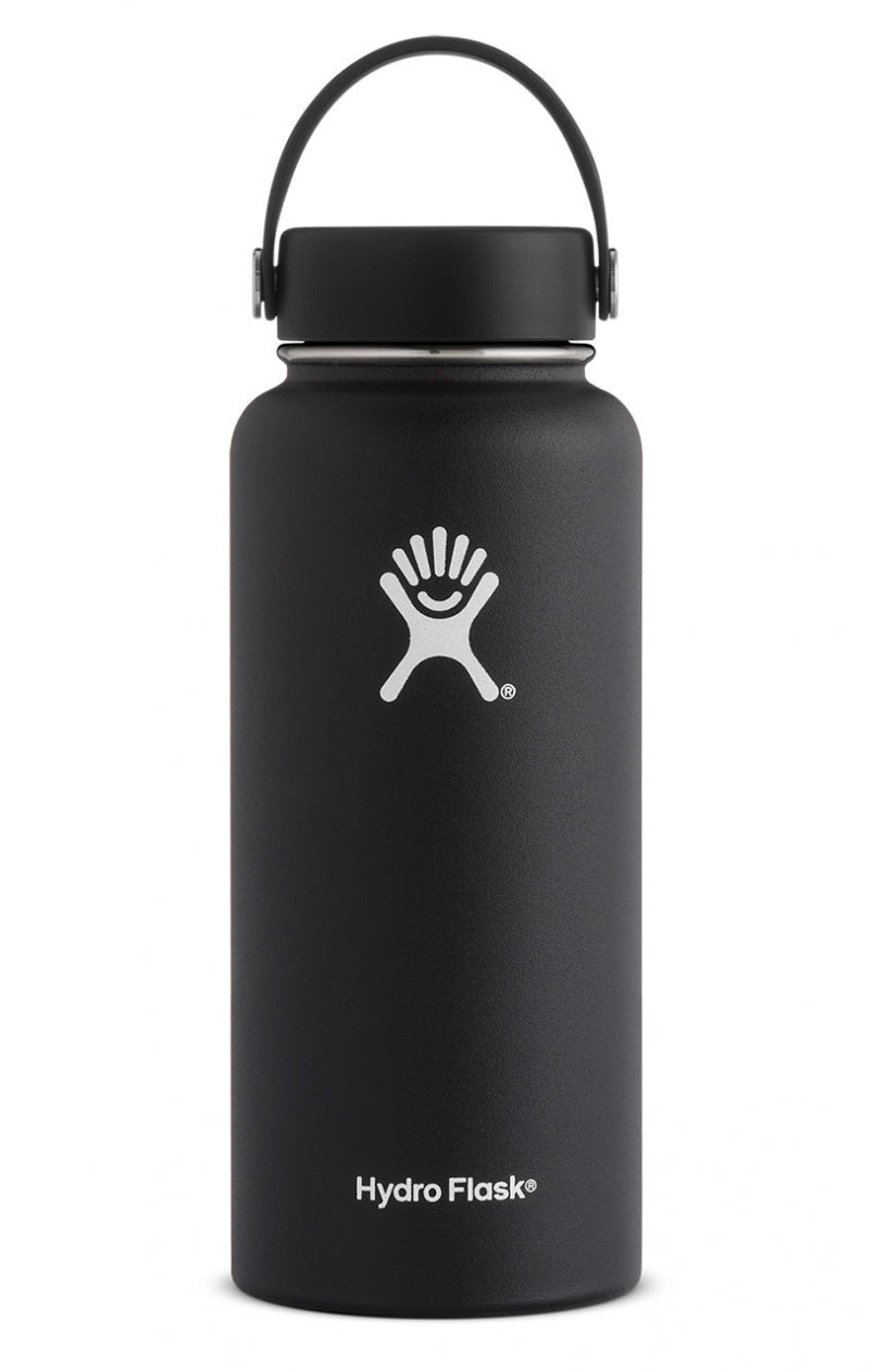 Hydro Flask 32 oz Wide Mouth in Black