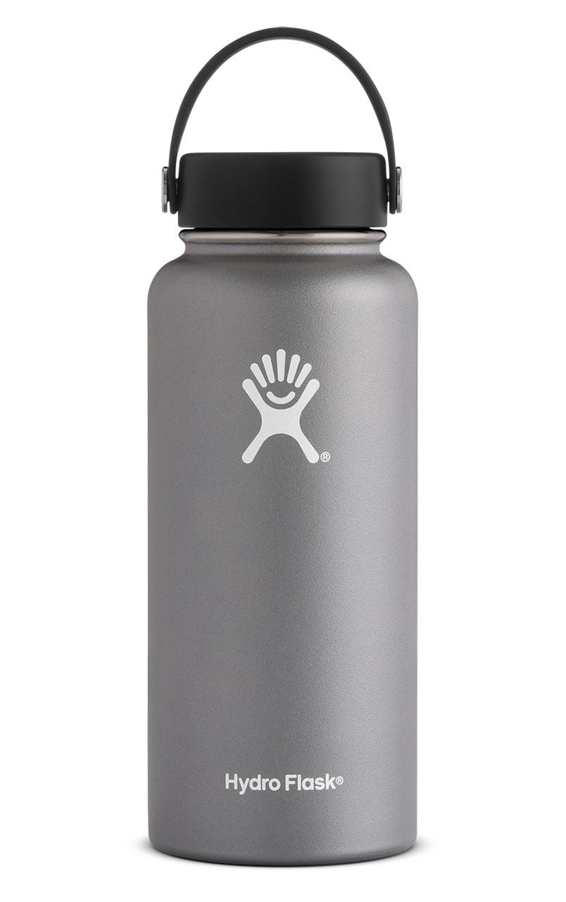 Hydro Flask 32 oz Wide Mouth in Graphite