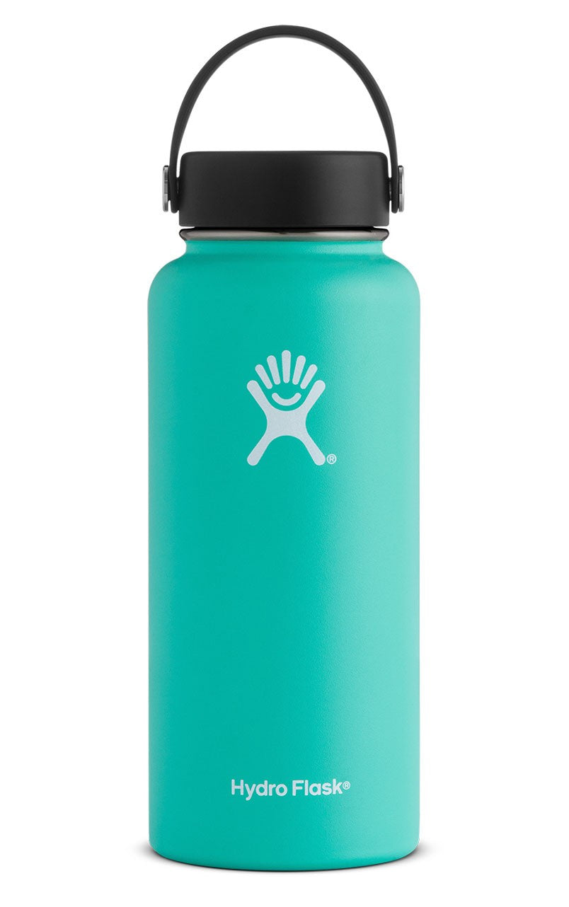 Hydro Flask 32 oz Wide Mouth in Mint