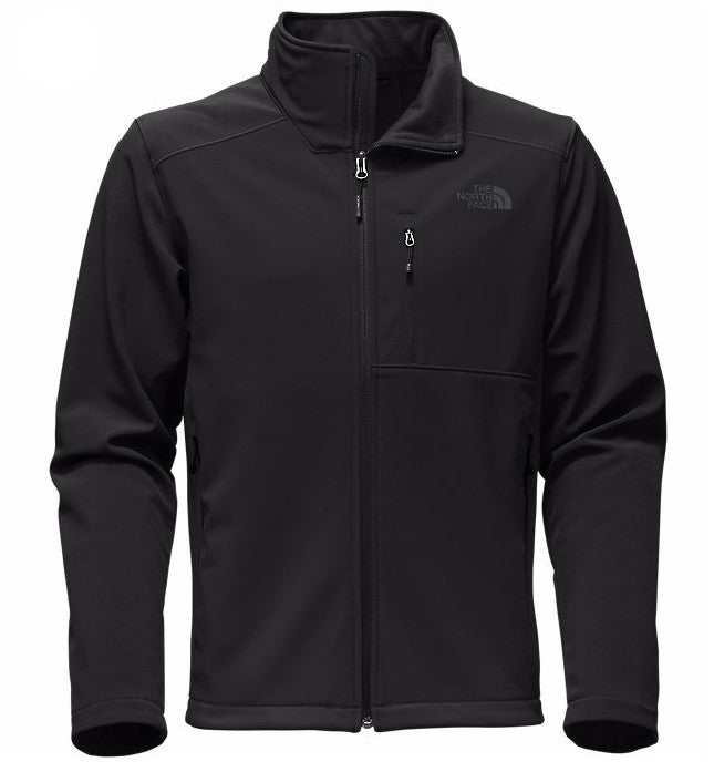 The North Face Men's Apex Bionic Jacket in TNF Black/TNF Black