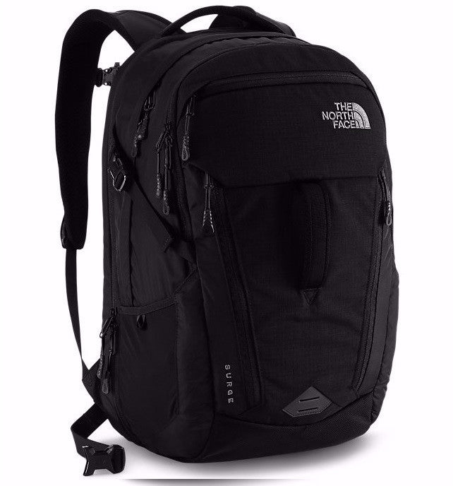 The North Face Men's Surge Backpack in TNF Black