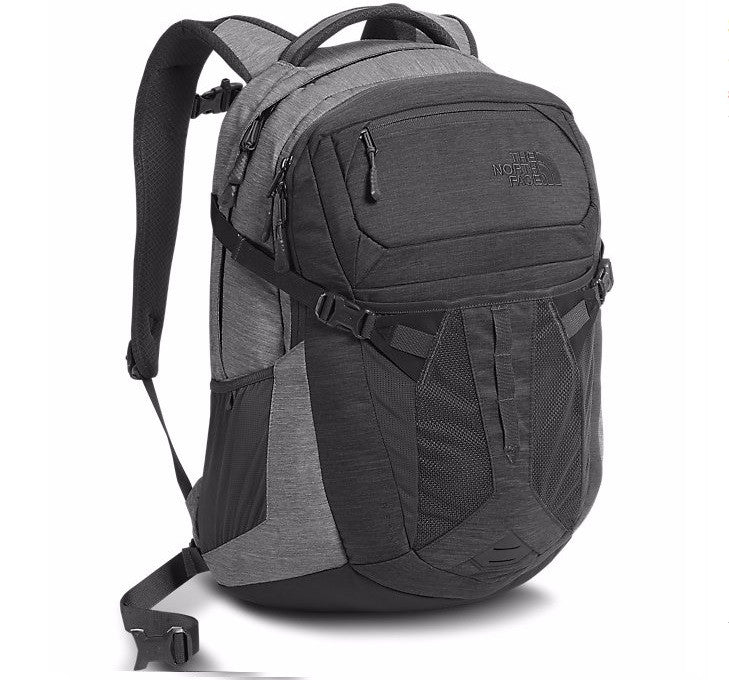 41b127658 The North Face Men's Recon Backpack in TNF Dark Grey Heather/Medium Grey  Heather