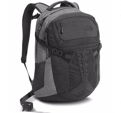 The North Face Men's Recon Backpack in TNF Dark Grey Heather/Medium Grey Heather