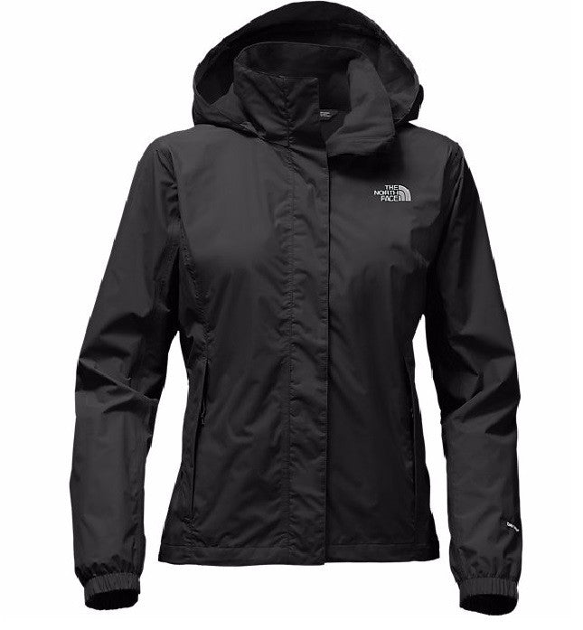 The North Face Women's Resolve Jacket in TNF Black