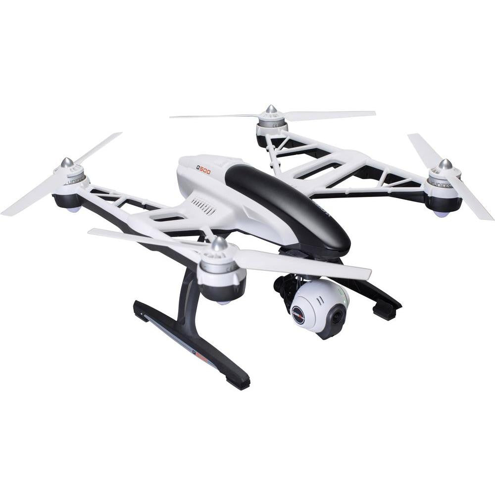 YUNEEC BNF Q500+ Quad Unit ONLY - Carolina Dronz - 1