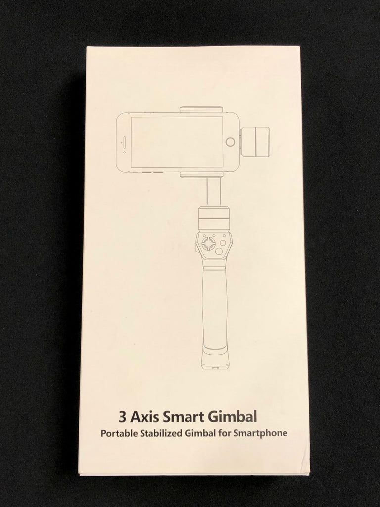 Pre-Owned 3 Axis Smart Gimbal
