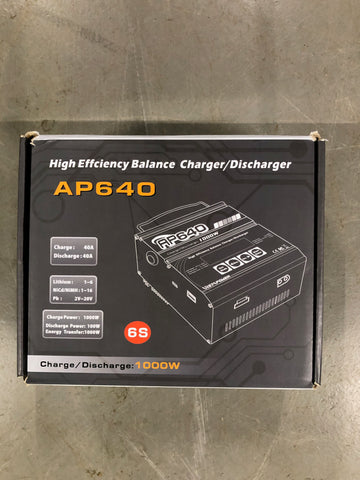 Pre-Owned AP640 Balance Charger/Discharger