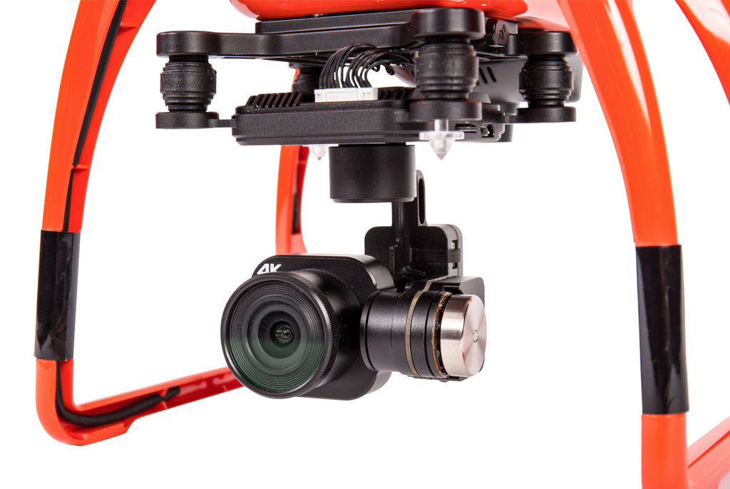 Autel Robotics X-Star 4K WIFI Camera, (Orange) - Carolina Dronz - 3
