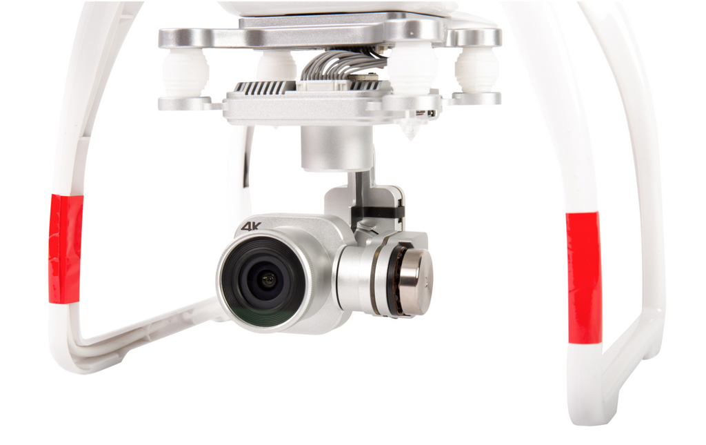 Autel Robotics X-Star Premium 4K Camera, Hard Case (White) - Carolina Dronz - 2