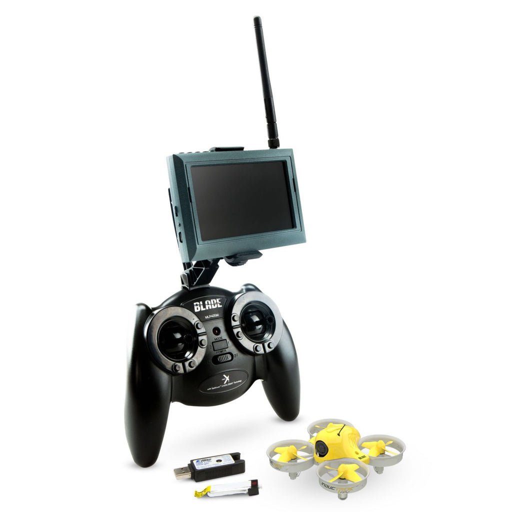 Inductrix RTF, Ready to Fly, BLH8500 - Carolina Dronz - 1
