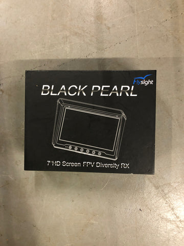Pre-Owned Black Pearl Monitor