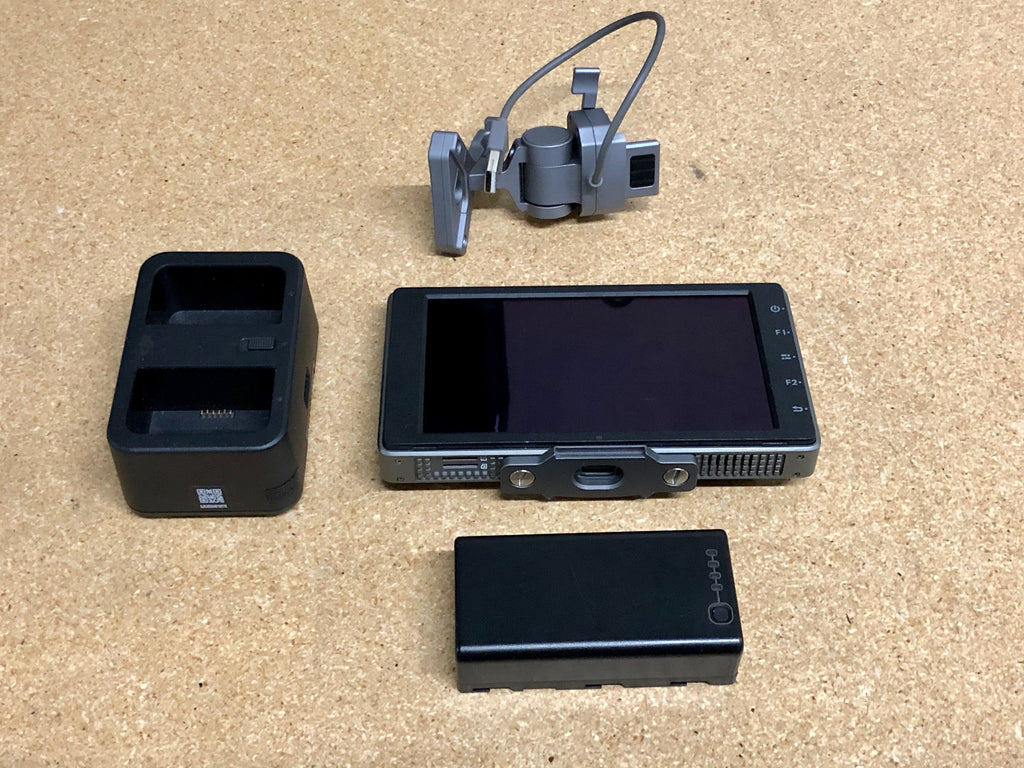 "Pre-Owned DJI 5.5"" CrystalSky Monitor with Mount"