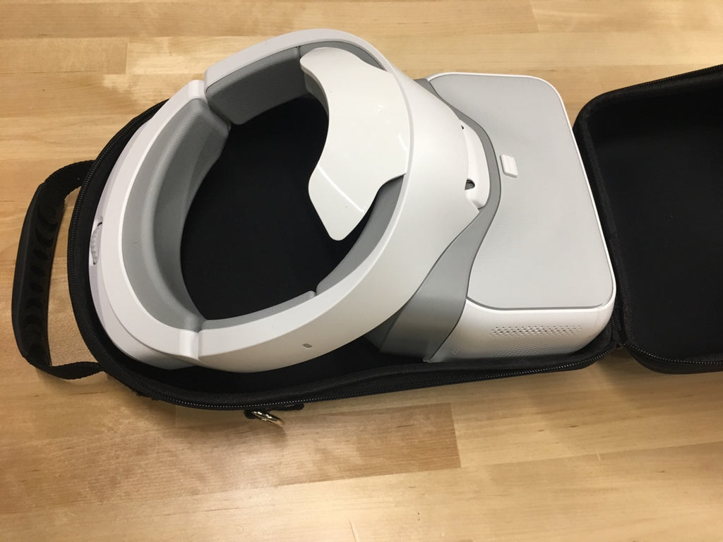EVA Hard Travel Case for DJI Goggles with Shoulder Strap