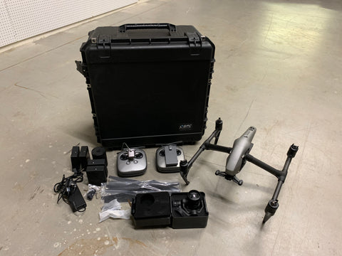Pre-Owned DJI Inspire 2 with X5S Camera