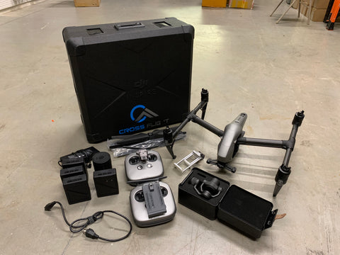 Pre-Owned DJI Inspire 2 with X4S Camera